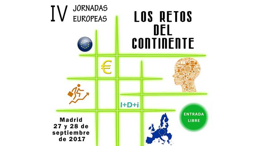 IV Jornadas Europeas centradas en la Juventud y la Investigación
