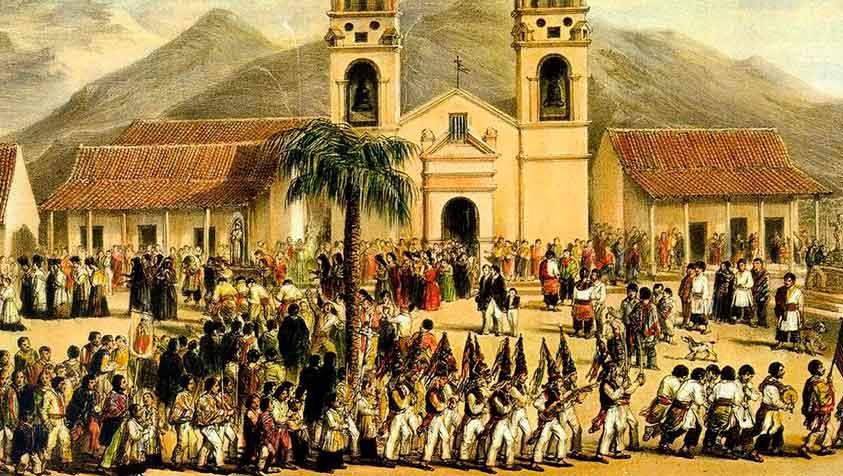 Seminario metodológico y de formación: El clero regular y su relación con la sociedad hispanoamericana colonial