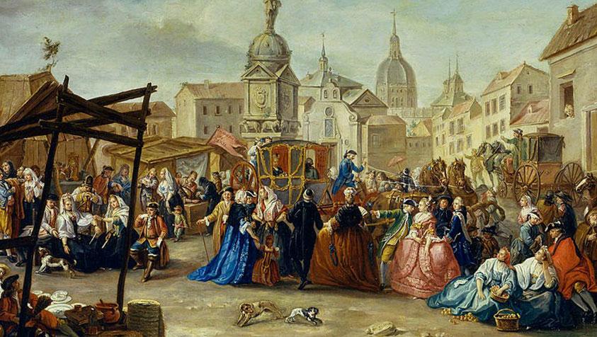 XIII Seminario La Vida Cotidiana en la España Moderna: Maneras de vivir dentro y fuera de la Corte. Entre la tradición y las novedades