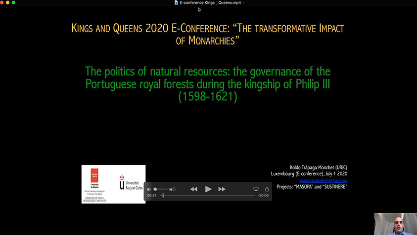 Kings and Queens 2020 E-Conference: The Transformative Impact of Monarchies