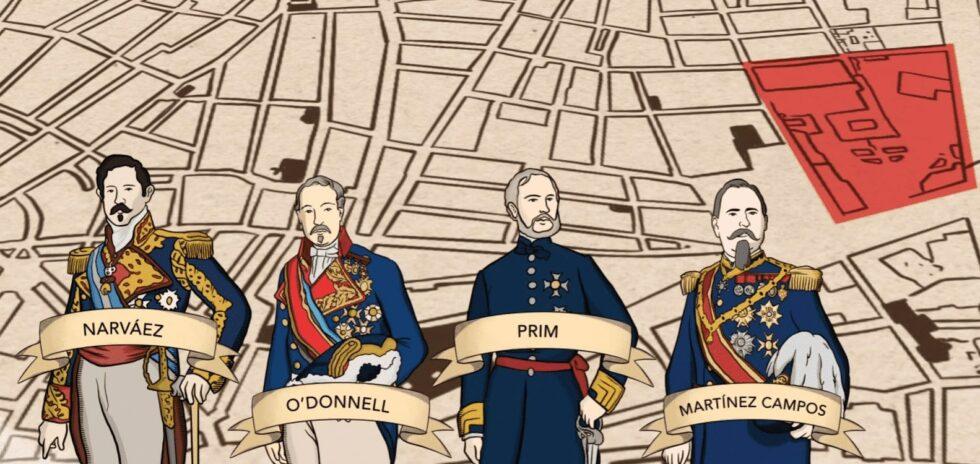El Madrid político del siglo XIX
