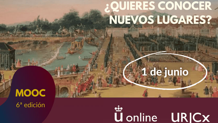 MOOC Los Sitios Reales como recurso profesional. 6ª edición